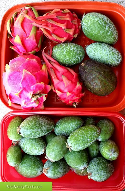 durian fruit healthy fruit veggie smoothies