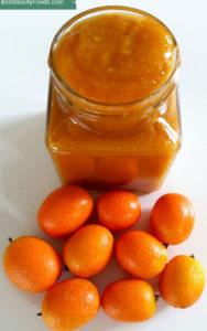 Kumquat Jam!